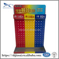 New Products On China Market Hot Sale High Quality Custom Battery Metal Display Rack