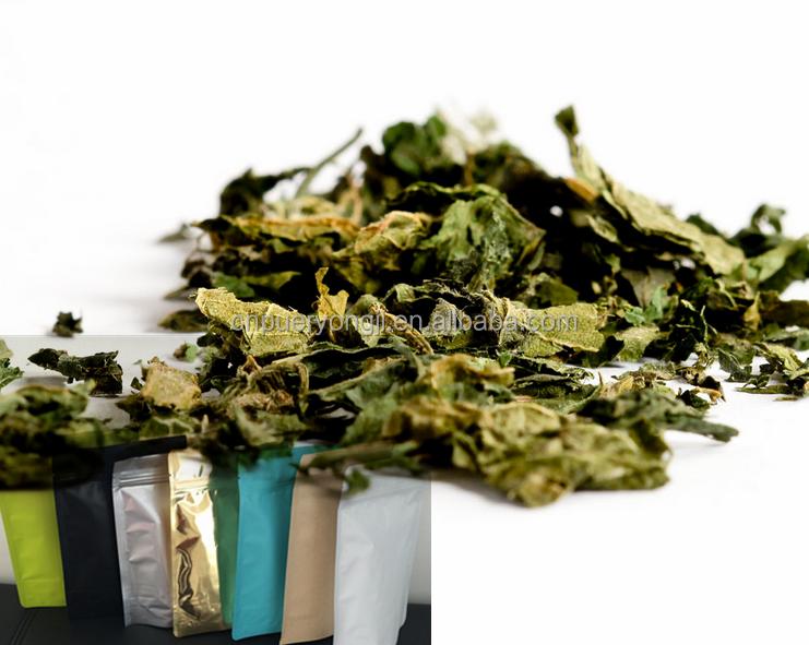 Natural Qian Ma Ye Dried Nettle Leaf Tea