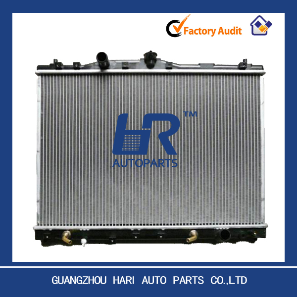 Hot sales auto aluminum radiator for HONDA LEGEND '96-98 KA9/C35A OE:19010-P5A-003
