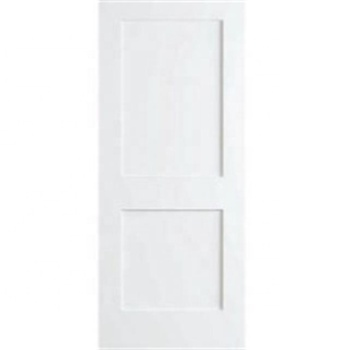 White Shaker Prehung Wooden Interior Doors