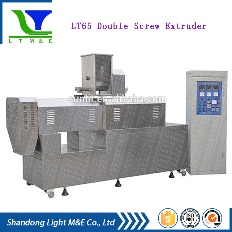 High Speed Chinese Snack Food Jam Center Filling Bar Processing Line