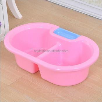 Kids Baby Wash Foot Tub Small Plastic Basin Buy Small Plastic