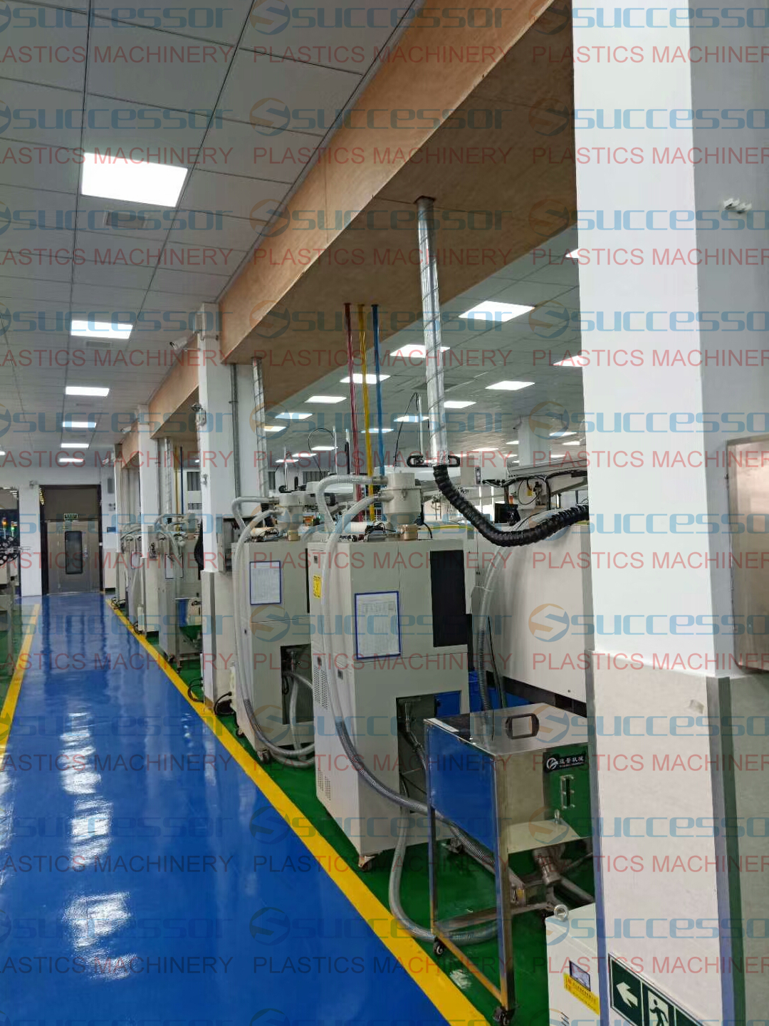 High Precision Direct Clamping injection Molding machine