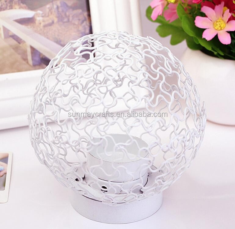 Round 2020 New style tea light candle holder lantern