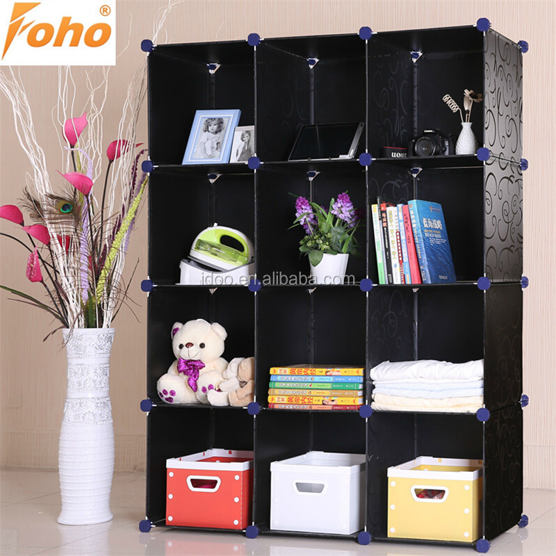 Freestanding Pp Plastic Closetmaid Cubeicals Black Assembly Into Any Shape  Diy Fh Al0043   Buy Closetmaid Cubeicals Black,Freestanding Closetmaid  Cubeicals ...