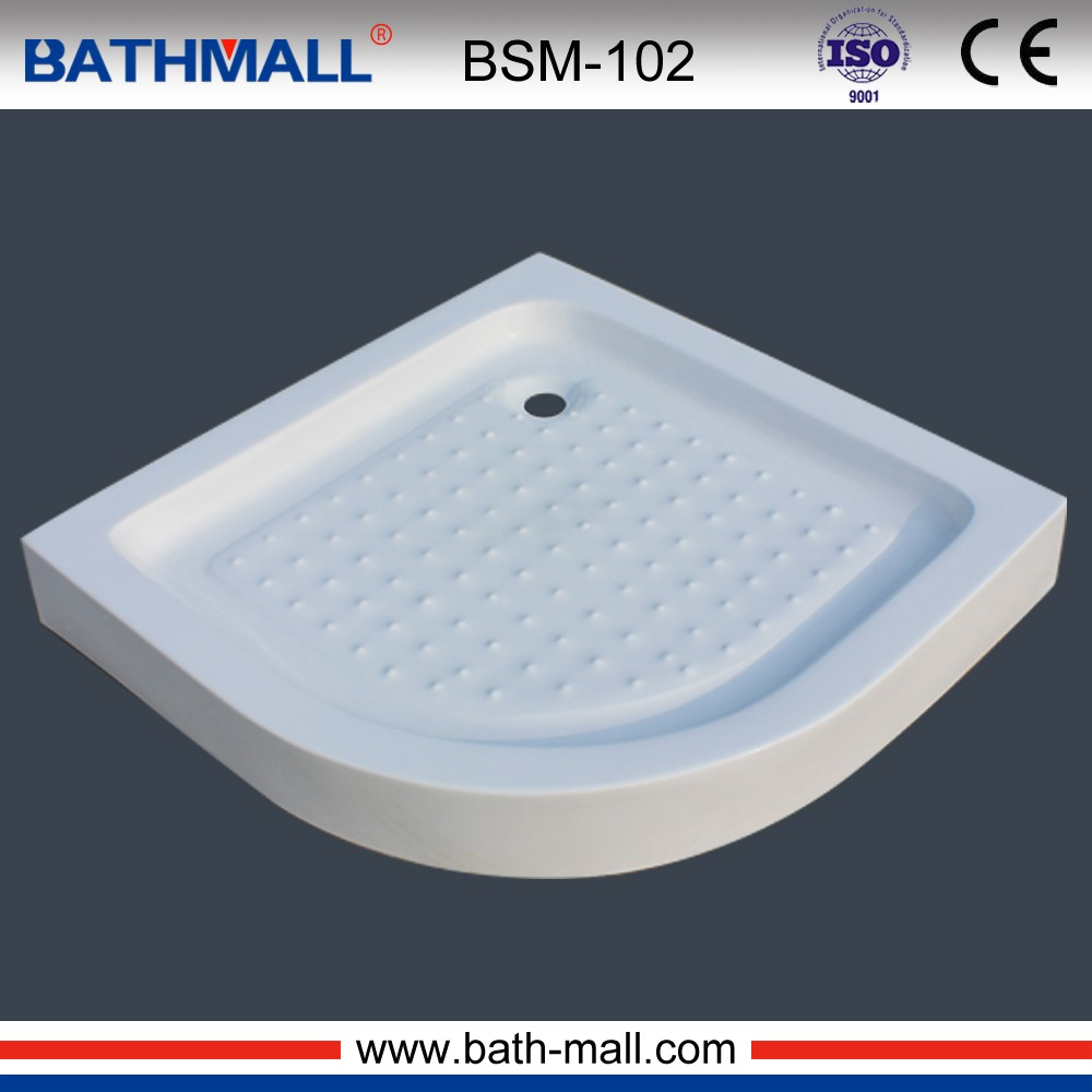 Hot Sale Acrylic Shower Tray 70x70 With Corner Installation - Buy ...