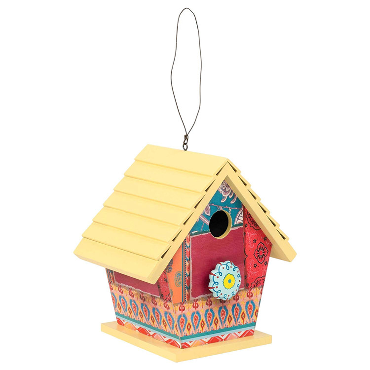 Birdhouse with Knob
