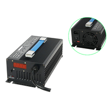 factory price CE FCC approved 24v 36v 48v 60v 70v 900W golf cart battery charger for lithium battery or lead acid battery