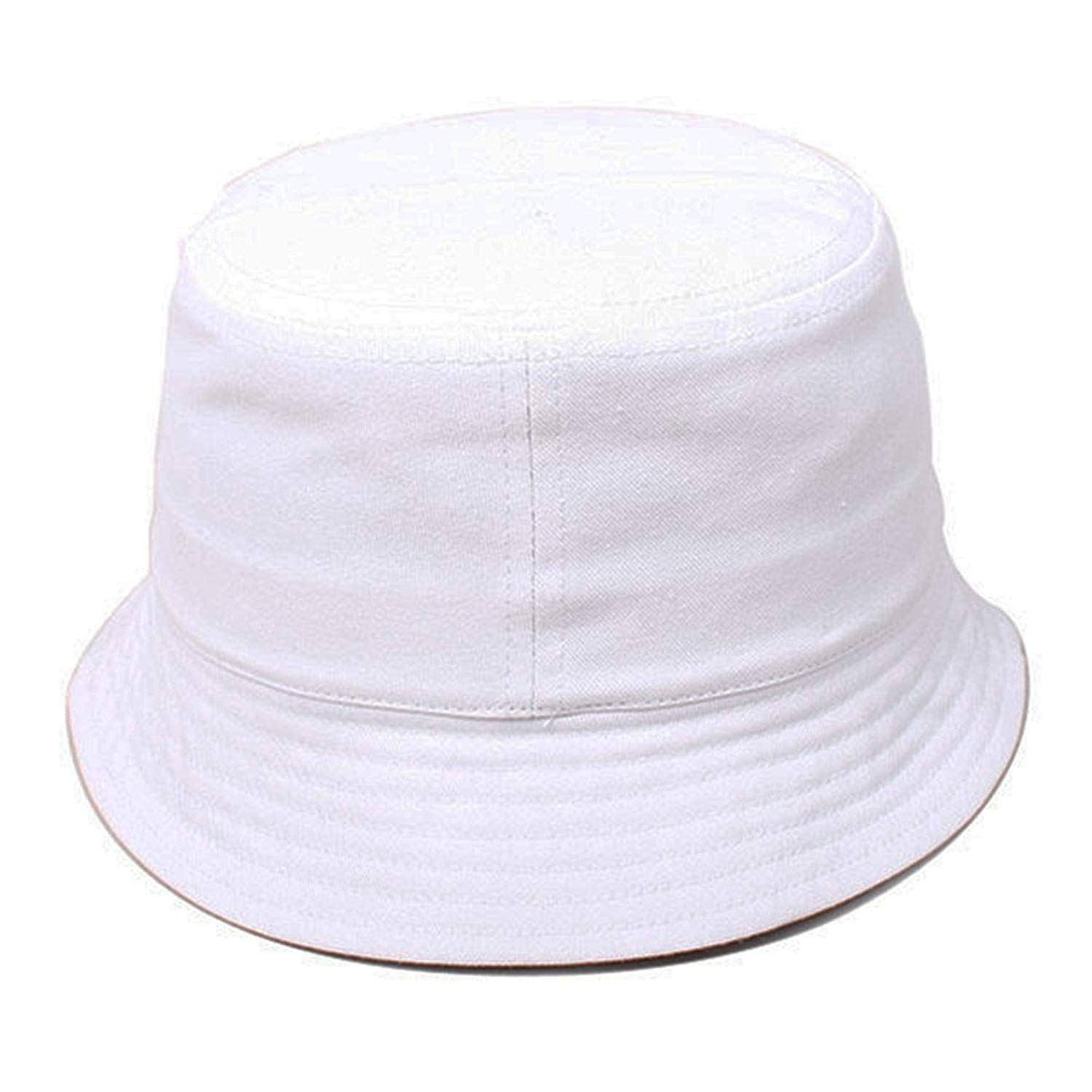 15829a005ae Get Quotations · LUOEM Baby Toddler Kids Sun Hat Summer Cap Sun Protection  Brim Hat (White)