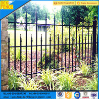 China Cheap Security Palisade English Garden Fence(Own Factory)