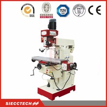 drilling and milling machine ZX6350 made in China