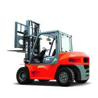HELI CPCD100 super 10tons container forklift