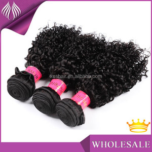 new design best virgin hair vendors for unprocessed wholesale price top grade virgin Peruvianspiral curl human funmi hair