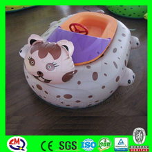 kids fun children electric inflatable motor bumper boat