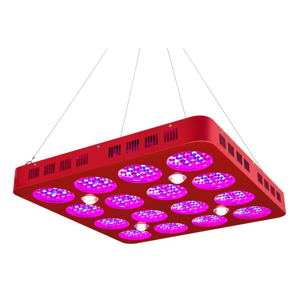 <strong>Crees</strong> CXA2530 1800W COB LED Grow Light Full Spectrum Hydroponics Lamp for Medical Indoor Plant