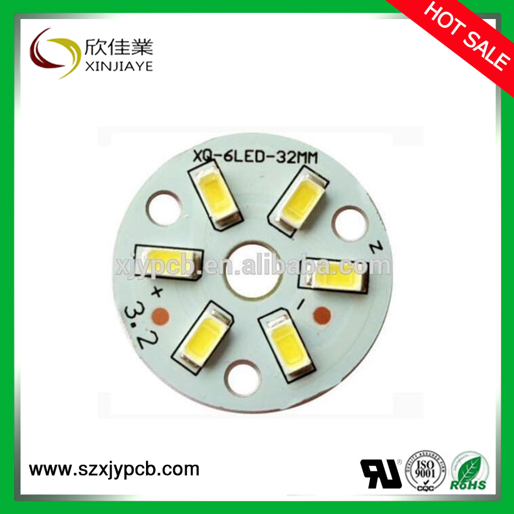 20w 30w 50w 5730SMD Square LED PCB For Flood Light