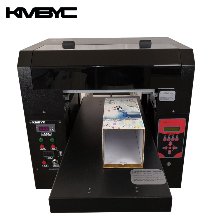 A3 inkjet flatbed pen printer digitale UV pen drukmachine