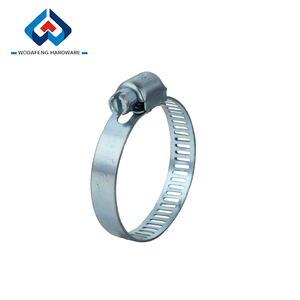Taiwan Type 8mm Quality guarantee Flexible connection spring hose clamps automotive