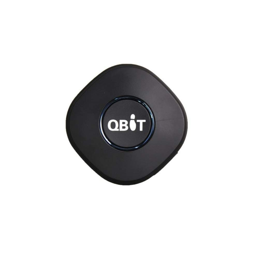 YIYI_STORE Mini Real Time Personal GPS Tracker with Battery SOS Voice Monitor Two-Way Audio GPS Locator Realtime GPS WiFi GSM Personal Tracker,NO Monthly Fee(Free Lifetime Platform Use)