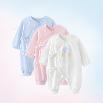 New Style Comfortable Sample Printing 100% cotton Baby Clothing