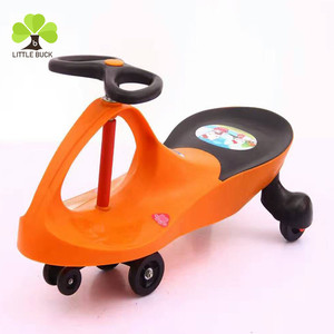 High quality best selling baby toy car Eco friendly material kids wiggle car baby swing magic car