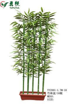 2015new style artificial bamboo plant high imitation for Bamboe plant
