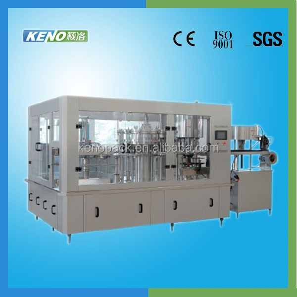 KENO-F201 5 gallon water wash and filling machine