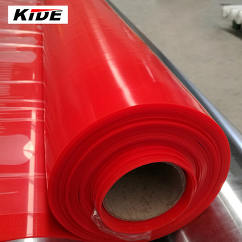 0 1mm 0 2mm 0 5mm White Black Red Clear Silicone Rubber Sheet For  Industrial Applications - Buy Clear Silicone Rubber Sheet,White Silicone  Rubber