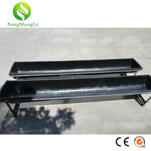 Factory supply long service life raw material sheep and goat plastic feeders
