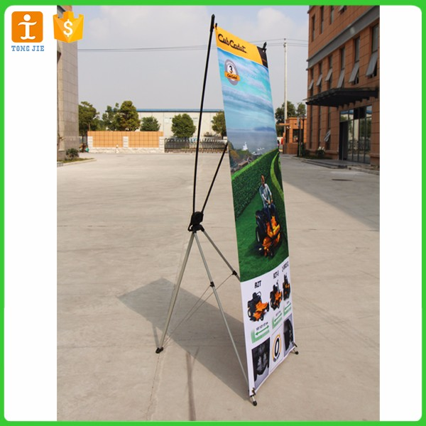 Cost Effective Advertising Display Tripod Banner Display
