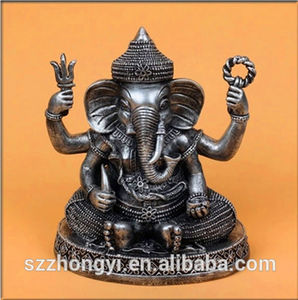 2014 China Supplier hot new products sacred resin ganesh murti wholesale ganesh murti