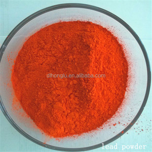 Chinese manufacturer high purity natural lead powder for coating
