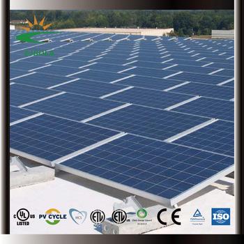 Zjsola High Efficiency 20kw 30kw 50kw 100kw On Grid Solar