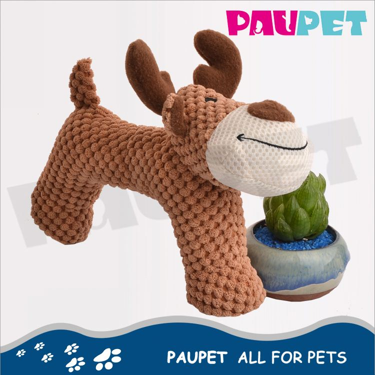 Fully stocked factory directly christmas series pet toy