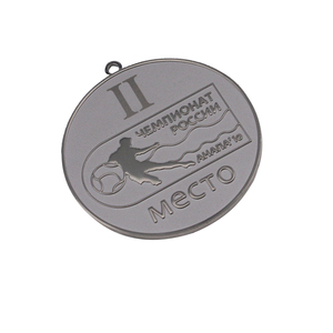 Custom Soft Enamel America US Commemorative Military 3D Challenge Sport Award Medal