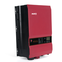 6KW 8KW 10KW 15KW Grid Tie Solar Power <span class=keywords><strong>PV</strong></span> Inverter ohne Batterie