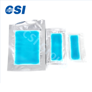 Professional gel fever cooling sheet patch for body