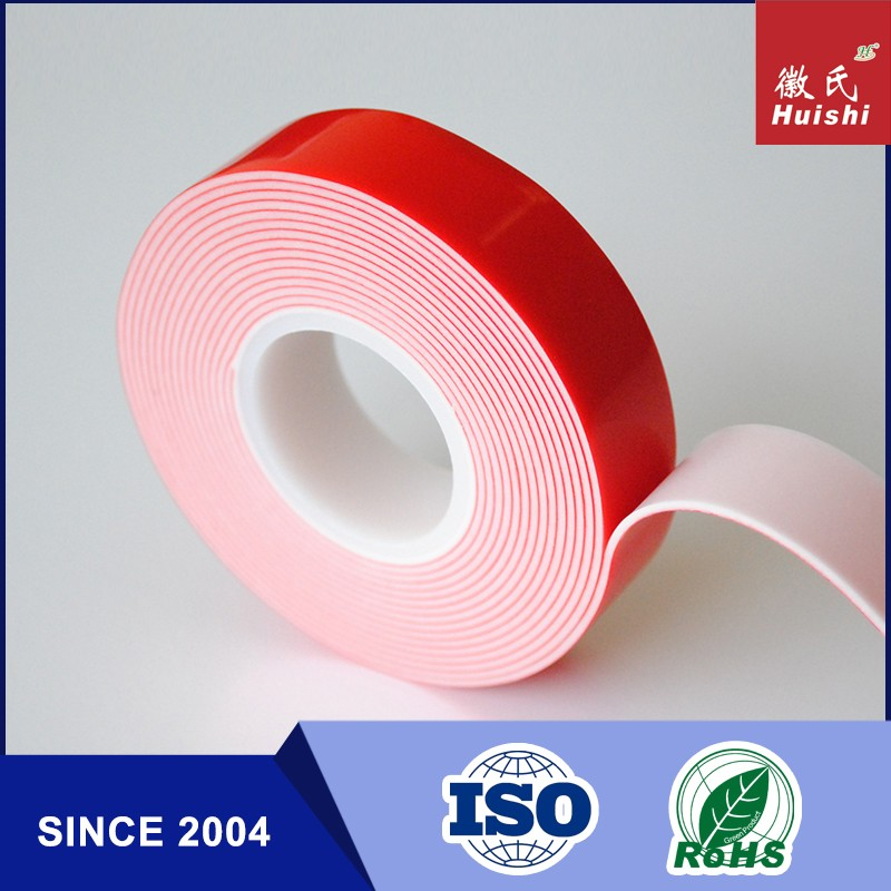 Auto industry Car Door and Window Double Sided Acrylic Foam Tape