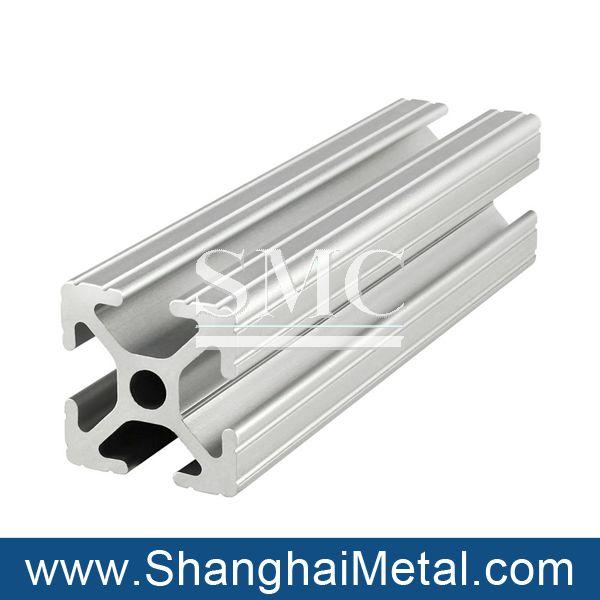 Perfil de aluminio para puerta corredera de aluminio y - Perfil de aluminio precio ...