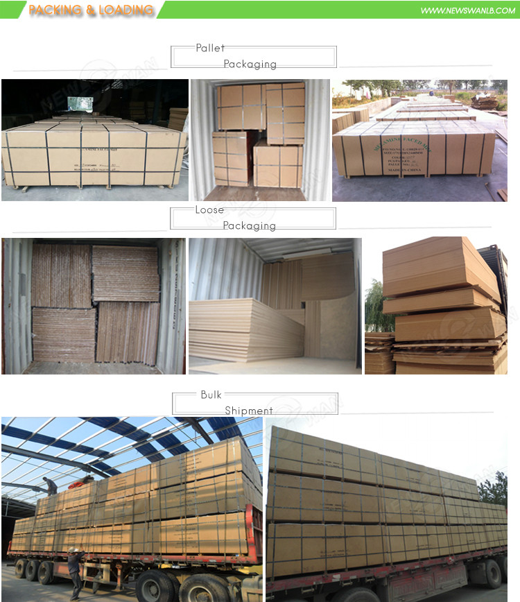 MDF Slatwall / 15MM Slotted MDF / Types of Wood MDF