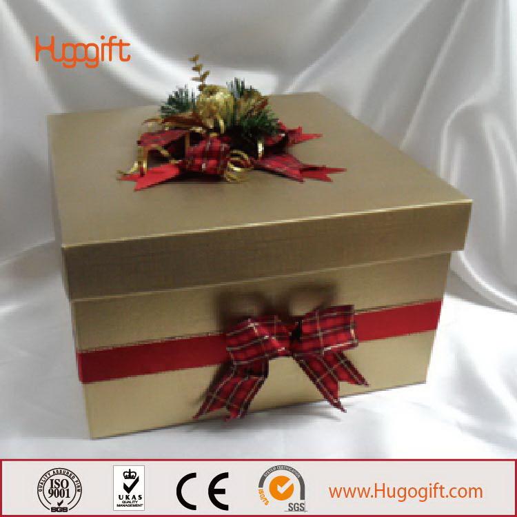 Decorative Christmas Gift Box Lids, Decorative Christmas Gift Box ...