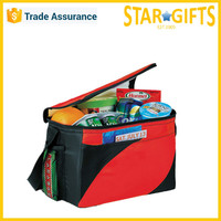 Wholesale promotional cheap polyester Aluminum Foil insulated lunch cooler bag for kids
