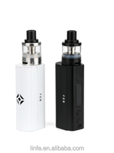 Wholesale Vape Electronic Cigarette Starter Kits 80W Mini Electronic Cigarette Dry Herb Vaporizer with Drop Shipping