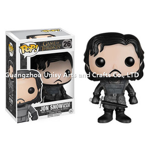 Wholesale Tv Pop Action Figure,The Game Of Thrones Funko Pop Pvc Figure,Jon Snow Funko Pop