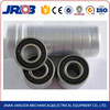 High speed deep groove ball bearing 60001 rs z2 for testing machine