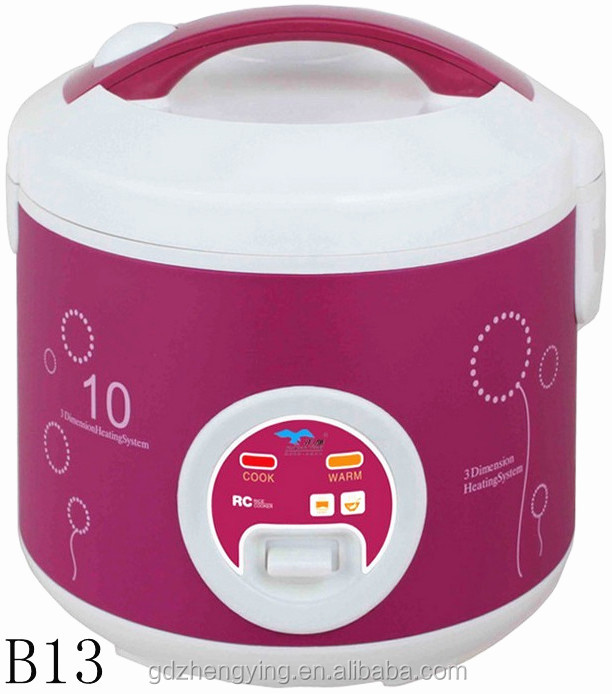 Christmas Promotion Non Stick Inner Pot Electric Rice Cooker