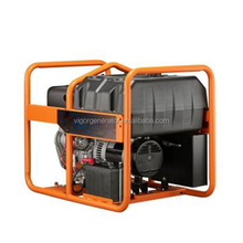 VIGOROUS China Manufacturer 50Hz/60Hz AC Three Phase 5.5hp Dual fuel(Gas and Gasoline) Backup Power Generator