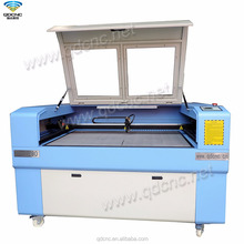 photo engraving laser machine QD-1290 name cutting machine