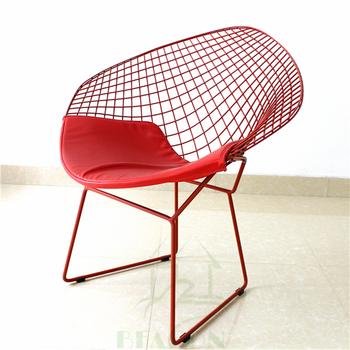 replica bertoia diamond chair