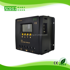 Factory Direct selling solar charge controller PWM 30A 48V lifepo4 Solar panel charge controller